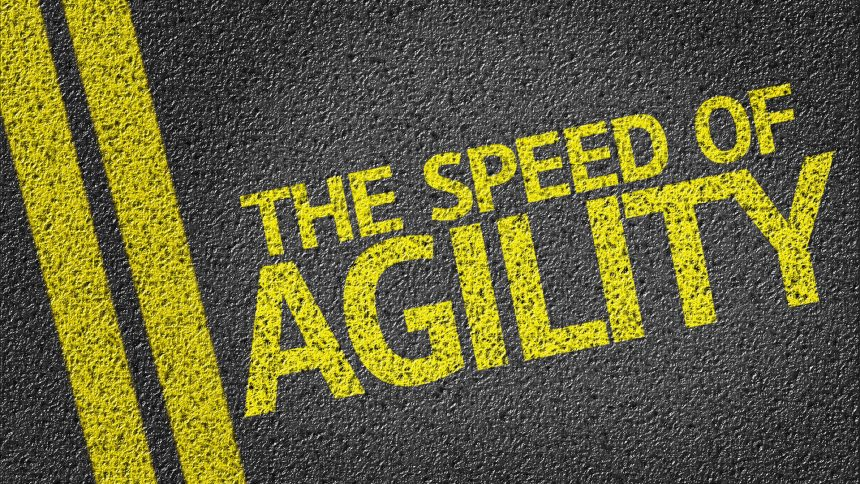 Agile as the process