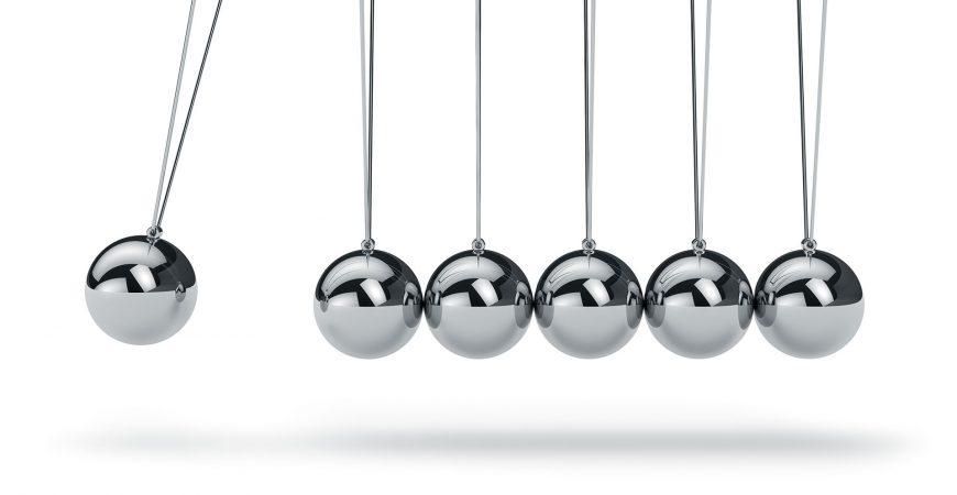 Built in 2 weeks – the Pendulum swings
